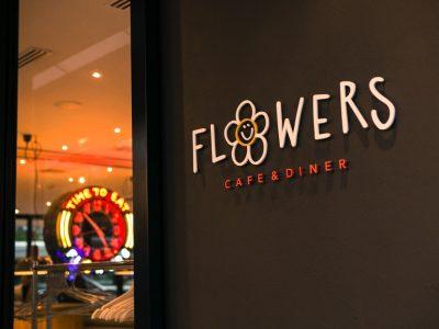 中之島BANKS店|FLOWERS CAFE & DINNER